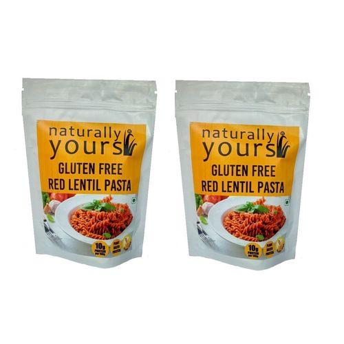 Gluten-Free Red Lentil Pasta 200g (Pack of 2)