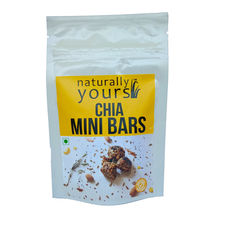 Chia Mini Bars 40g