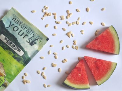 Roasted & Salted Watermelon Seeds 50g