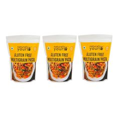 Gluten Free Multigrain Pasta 200g (Pack of 3)