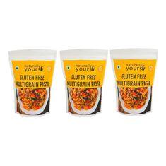 Gluten Free Multigrain Pasta 200g (Pack of 3)