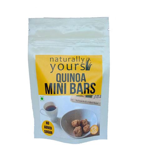Quinoa Mini Bars 40g