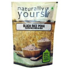 Black Rice Poha 250g