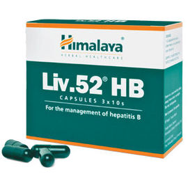 Himalaya Liv. 52 HB CAPSULES Effective management of hepatitis B