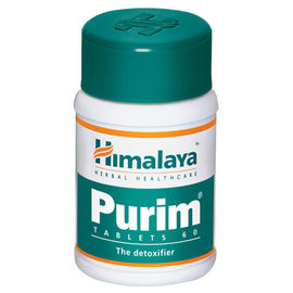 Himalaya Purim TABLETS The natural therapy for healthy skin