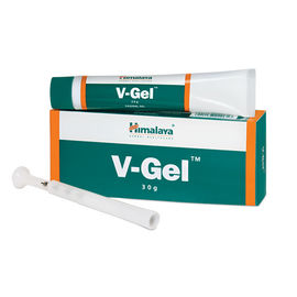 Himalaya V-Gel Quells infections, relieves symptoms