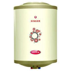 Singer 25 Litre Vesta Plus glass line water heater & Get Wonderchef Turbo chopper worth MRP Rs 2000