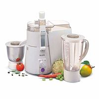 Sujata Powermatic Plus 900 watts Juicer Mixer Grinder Double ball bearing