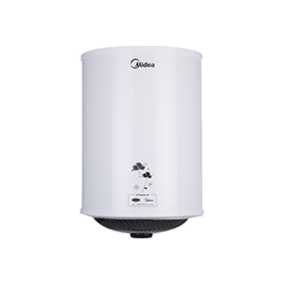CARRIER 25 LITRE GLASS LINE GEYSER WITH 7 YEARS TANK WARRANTY 5 STAR RATING (MIDEA MWHSA255XKN)