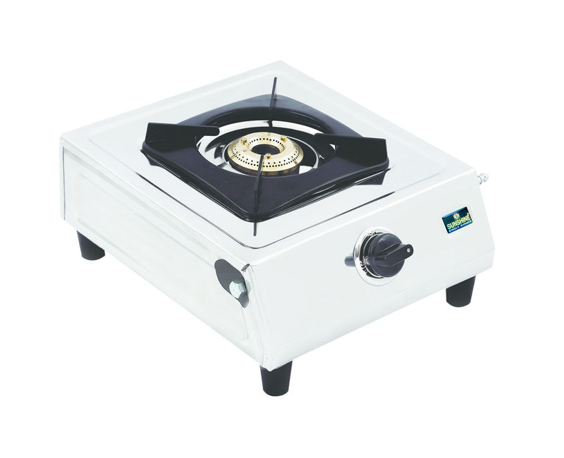 stainless steel gas stove loading zoom