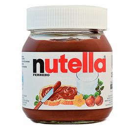 100% Original Nutella Hazelnut Cocoa Spread Chocolate Cream Choclate 350 Gm