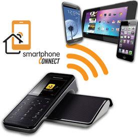 Panasonic Cordless Landline Phone KX-PRW 110 Smart Phone Connect Model