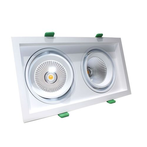 Luminac COB LED Recessed Spotlight - LFLL 399, 4000k / 3856lm