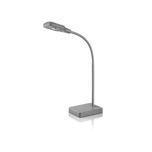 Philips - LED Table Lamp - 71566 Packet anthracite LED, white