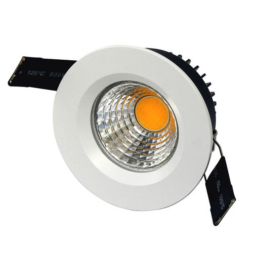 Luminac COB LED Recessed Spotlight - LFLL 375, 3000k / 660lm