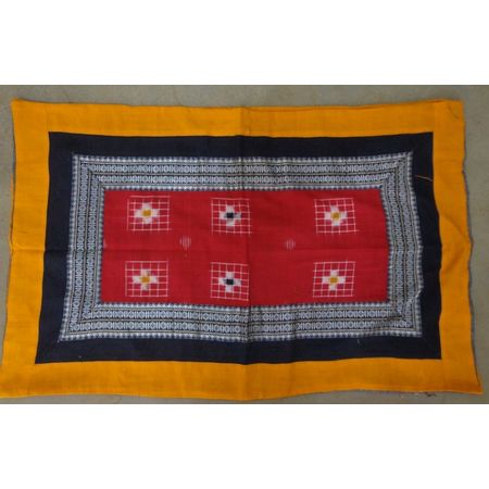 OSS8107: Handloom Cotton Pillow cover set