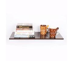 Regis Wooden Wall Shelf / Rack - Skywood Wenge (RG-WS-SW-W24)