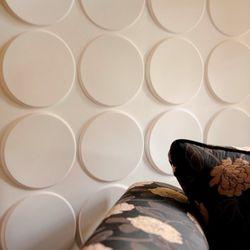 WallArt 3D Wall Panels - Ellipses ( 1 Box of 32.29 Sft)
