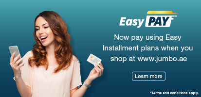 Now pay using Easy Installment