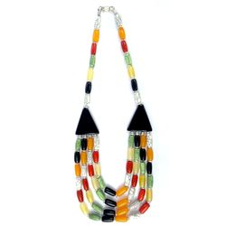 Fashion Jewellery Resin Necklace