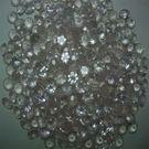 ROSE QUARTS CUT STONE (ROUND), 6.00 mm, 469 pc s, 218.85 ct. lot