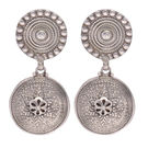 Ada Handcrafted Jewellery Sterling 925 Silver Dangle And Drop Earring For Women AE-2581