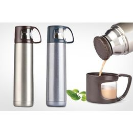 Exclusive Vacuumized Double Walled Stainless Steel Flask, 700ml