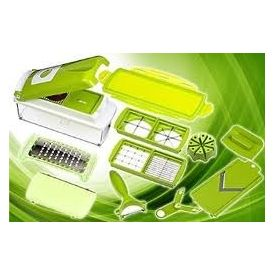 New Ganesh (Made in India) Nicer Dicer plus Unbreakable