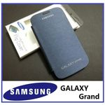 Samsung Galaxy Grand Flip Cover Black/White