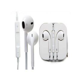 Apple iPhone 5 4 4s 3 3gs earbuds Earphone Earpod Handsfree volume control & Mic