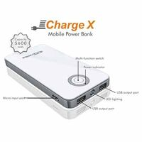 Portronics Charge X Mobile Power Bank 5600 mAh