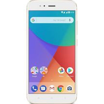 Mi A1 (Gold, 64 GB) (4 GB RAM), gold