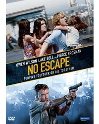 No Escape- dvd
