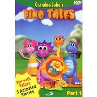 Grandpa Jake's Dino Tales