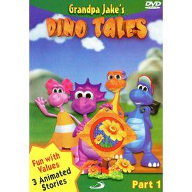 Grandpa Jake s Dino Tales