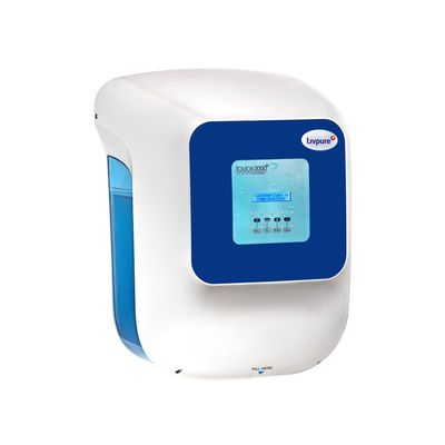 Livpure Touch 2000 Plus RO Water Purifier,  white