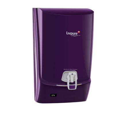 Livpure Pep Star RO Water Purifier,  purple