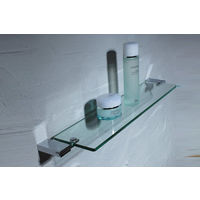 "Viking 24"" Glass Shelf Rectangular w/o Frame (Toughened Glass) # 1795, 24in / 600mm"