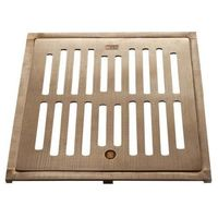 Neer 12 Inch Gali Trap Square# NGT6003, cast ss 304