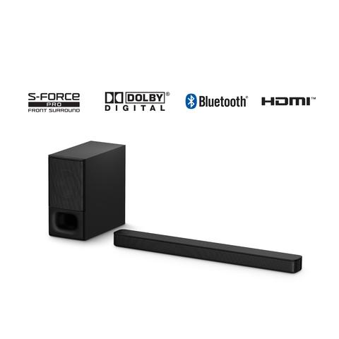 Sony HT-S350 2.1ch 320W Soundbar with Wireless Subwoofer