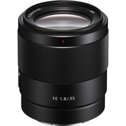 Sony FE 35mm f/1.8 Lens