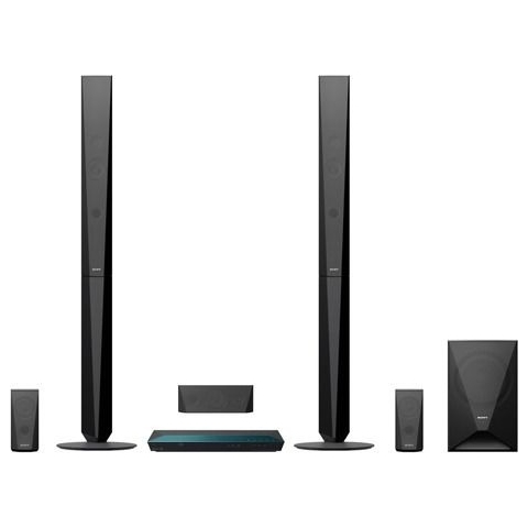Sony BDVE4100 5.1ch 3D Blu-ray Home Theatre System