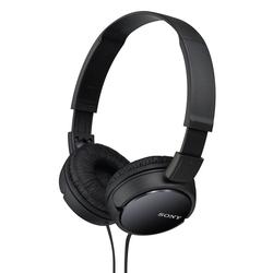 MDR-ZX110AP Headphones,  black