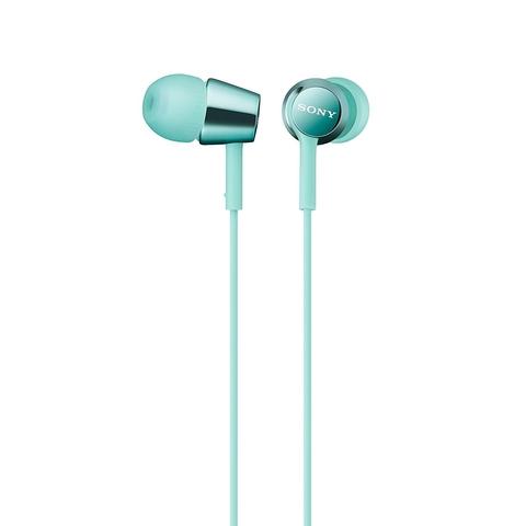 Sony MDREX150AP In-ear Headphones, Blue