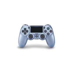 Sony PS4 DualShock 4 Wireless Controller, Titanium Blue