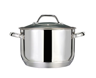 Selec+ Casserole with lid, LSCR 18, 180