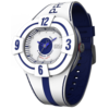 B PROUD-WHITE BLUE Watch