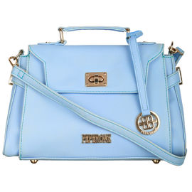 Peperone Justeen SKY BLUE Hand Bag 7029