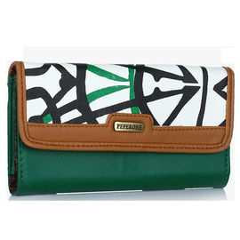 PEPERONE GREEN WALLET 3002