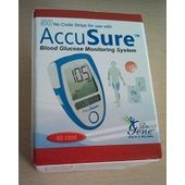 AccuSure (Dr. Gene) Strips - 50 pack